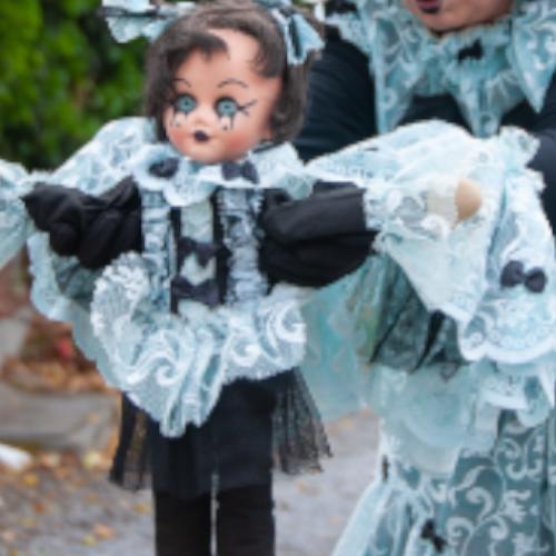 Lolita Gothic Doll