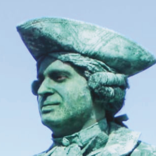 Le soldat du XVIIIe
